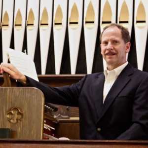 1st Pres Church Ionia - Mike Kaufman - Organist